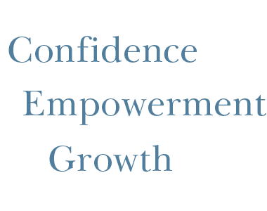 Confidence Empowerment Growth